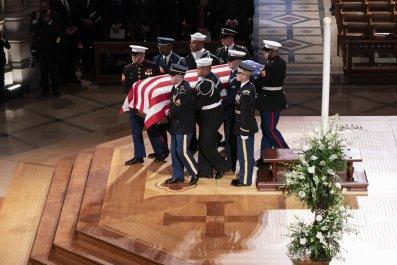 george h.w. bush funeral live stream watch