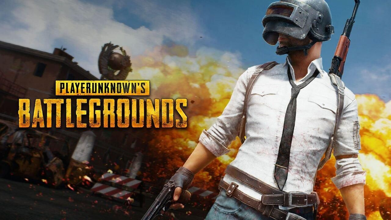 PUBG ps4 release time logo