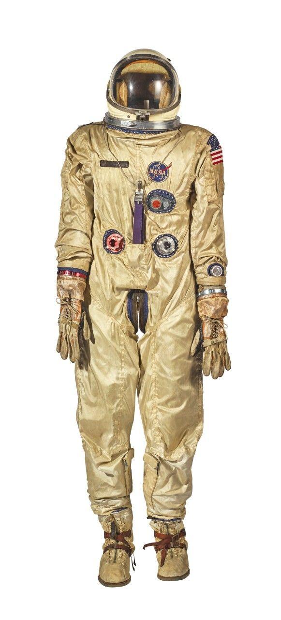gemini-spacesuit-nasa-auction