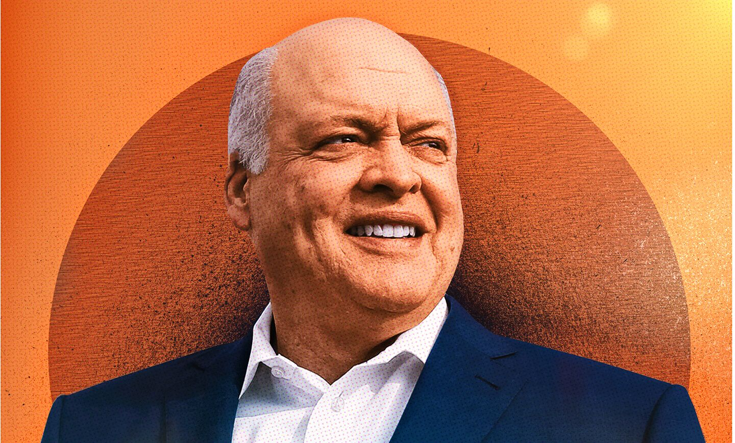 Ford CEO Jim Hackett// driverless cars, autonomous vehicles