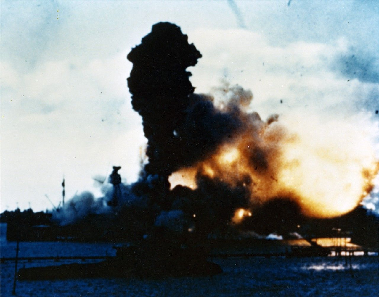 Pearl Harbor Attack 4