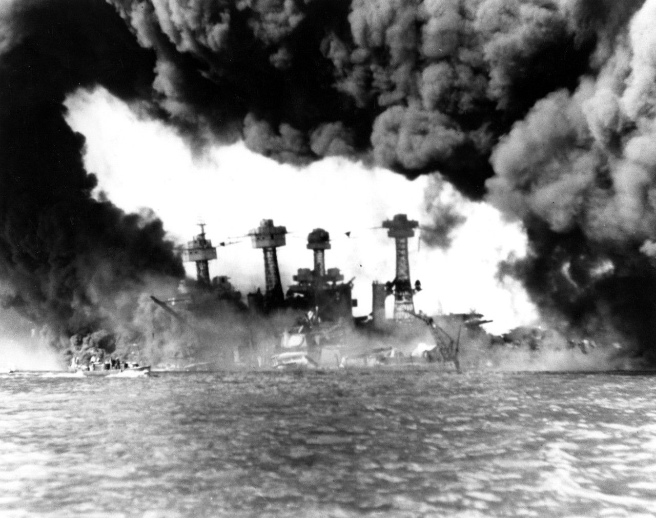 Pearl Harbor Attack 5