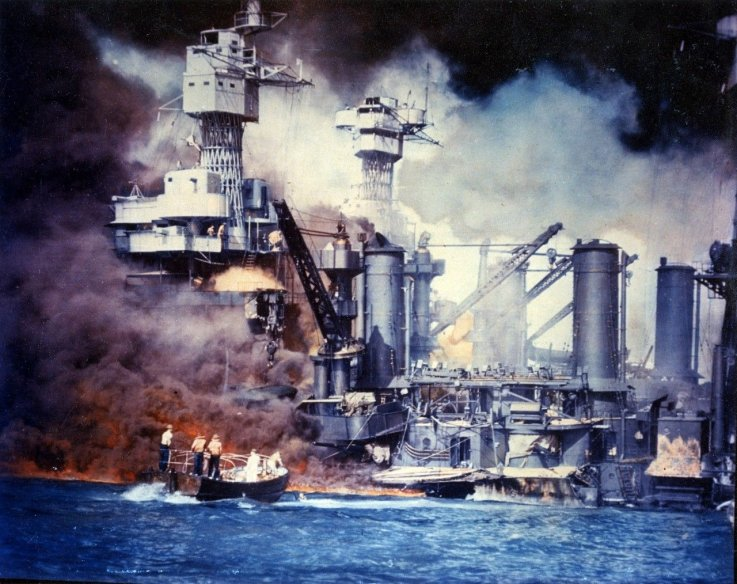 Pearl Harbor Day 2018: 25 Striking Photos of the Hawaii Attack