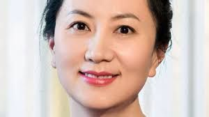 Meng of China CFO tech giant detained