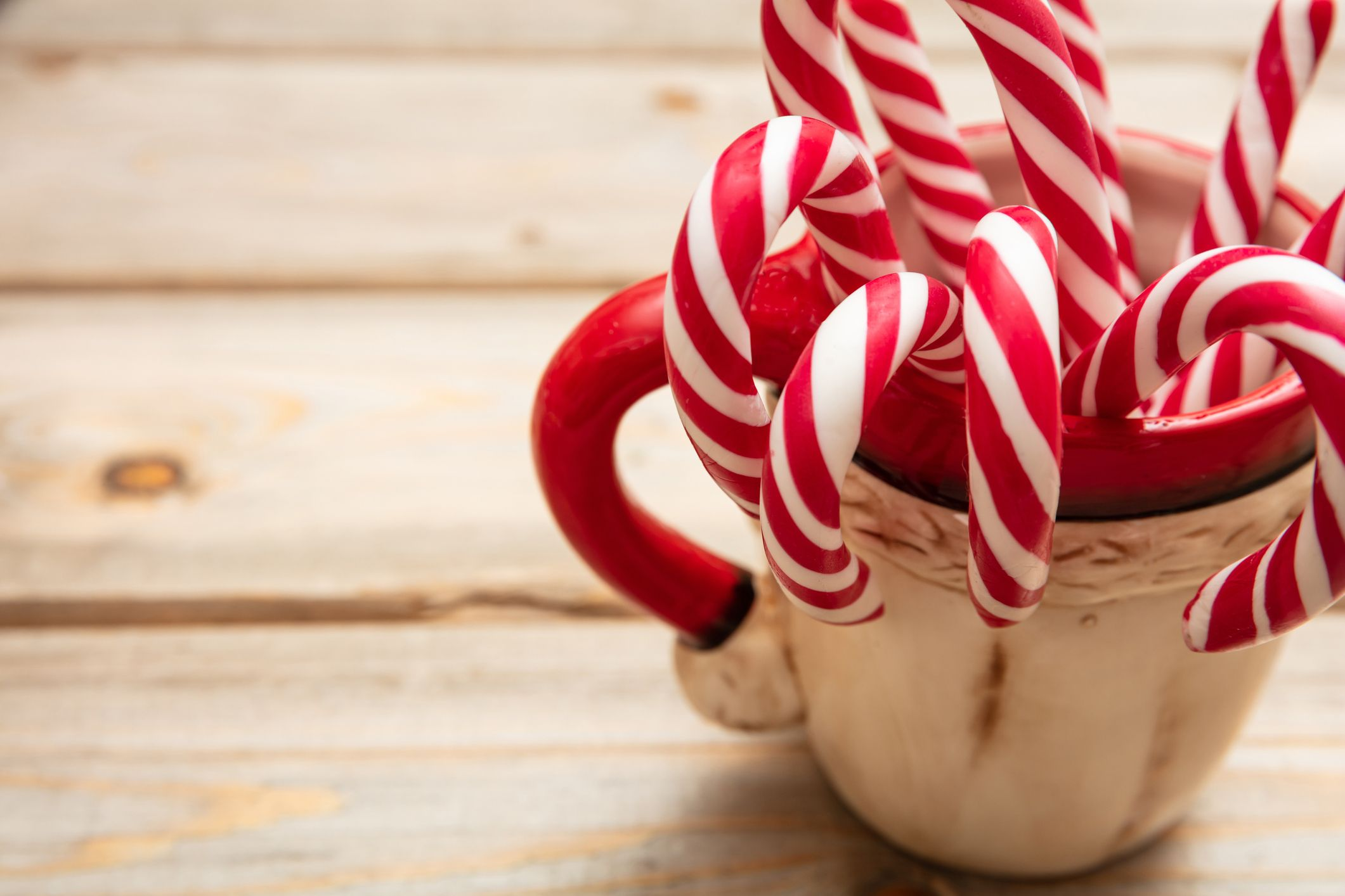 Candy Canes Banned