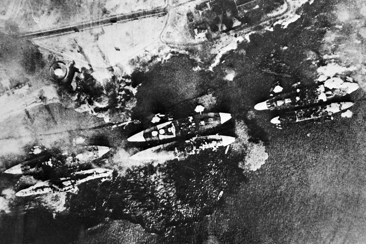 08 Pearl Harbor December 7 1941