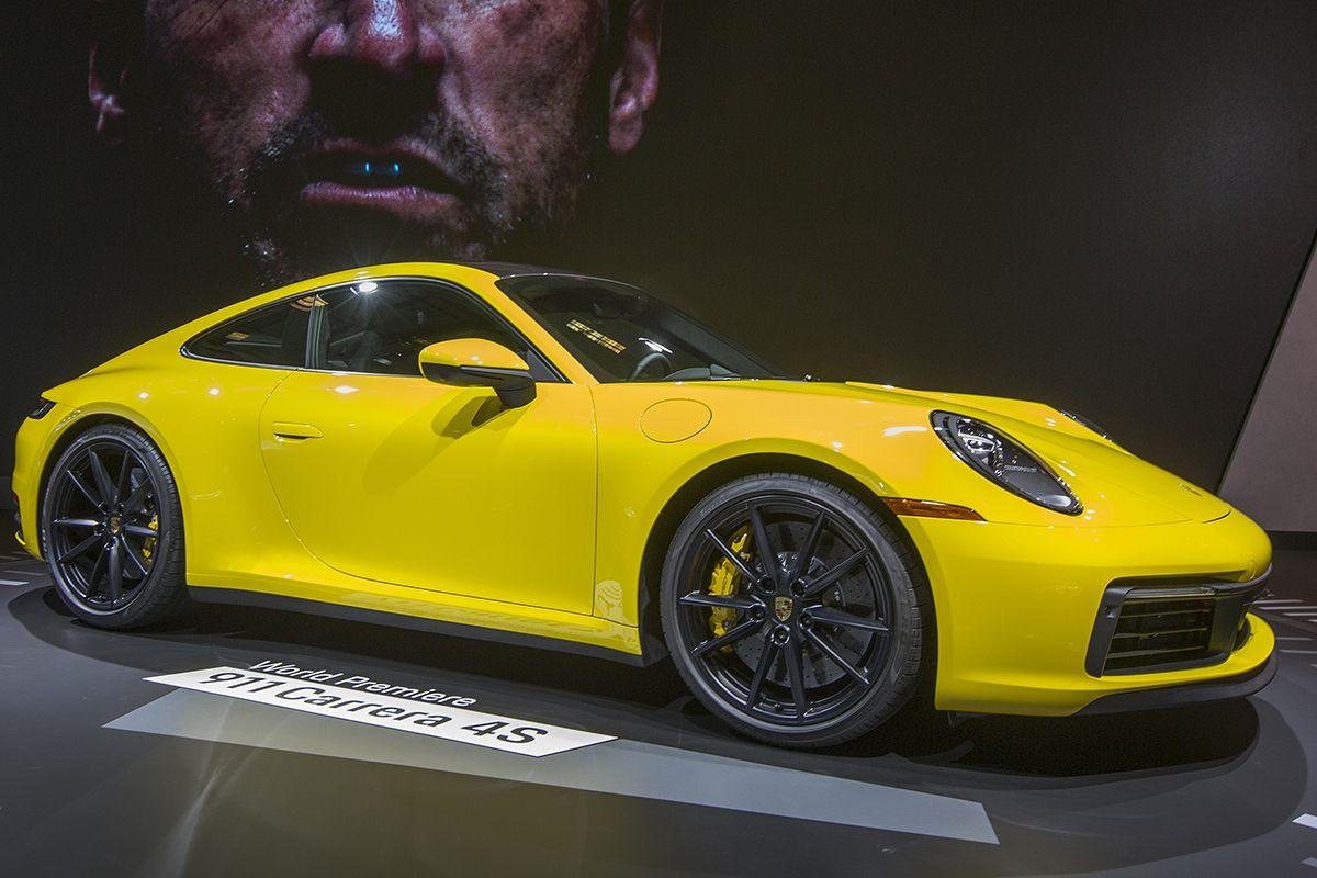 01 Porsche 911 Carrera 4S GettyImages-1066441228