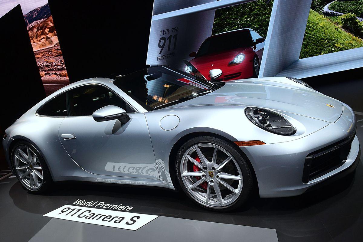 02 Porsche 911 Carrera S GettyImages-1066473082
