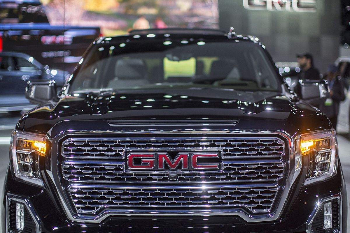 10 GMC Denal GettyImages-1066467884
