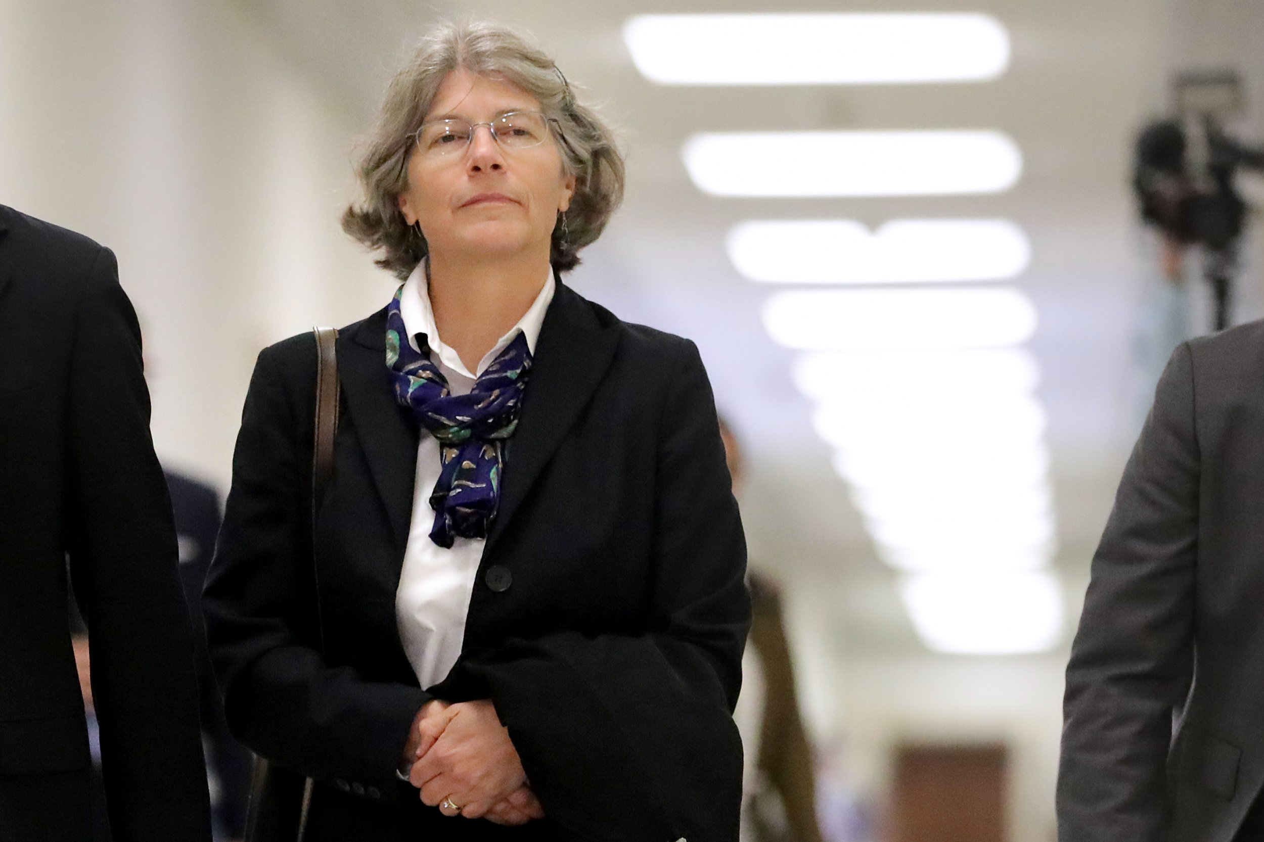 who is molly ohr, nellie, donald trump, bruce