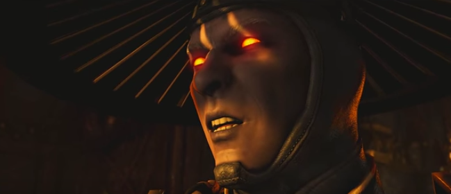 dark raiden mortal kombat x
