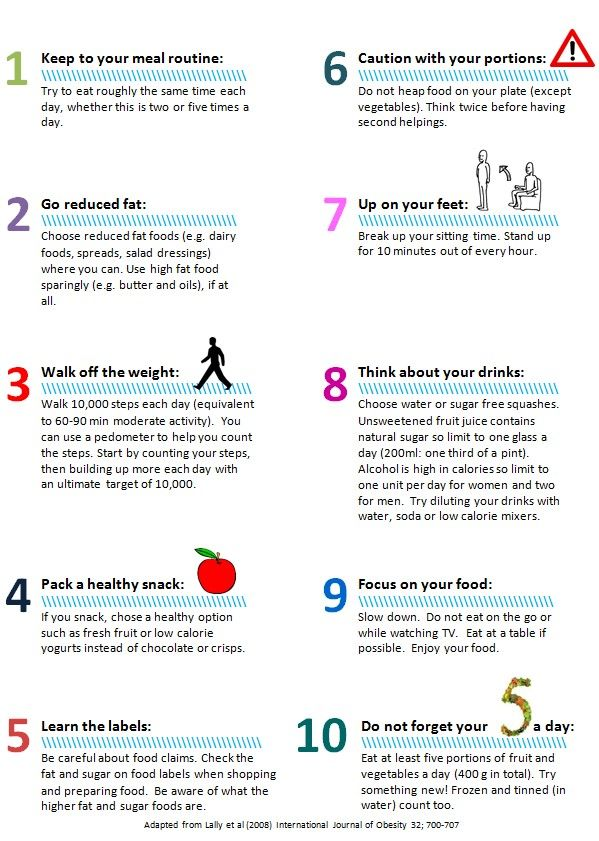 holiday weight management tips