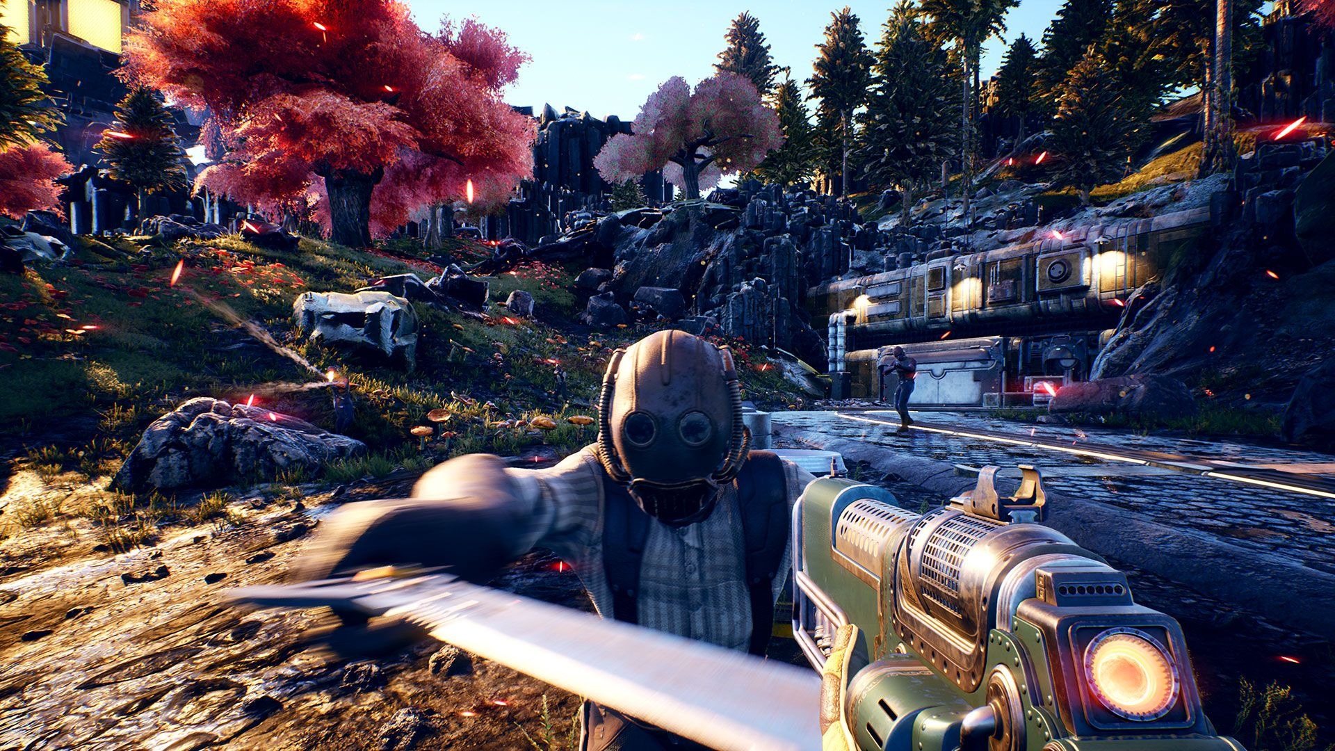 obsidian new game outer worlds release date header