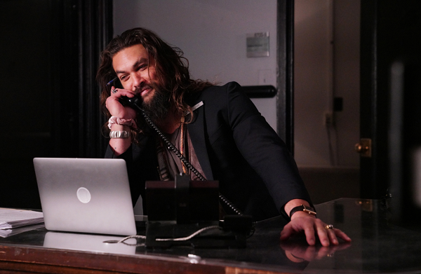 Watch Jason Momoa Host 'SNL'