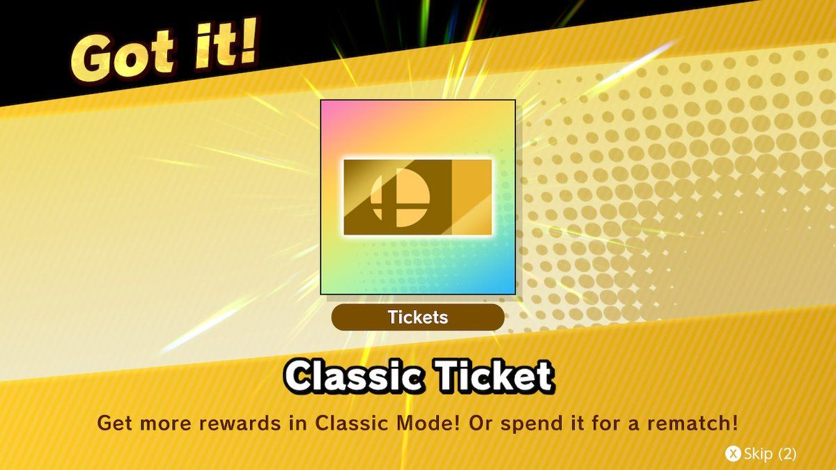 smash ultimate tickets