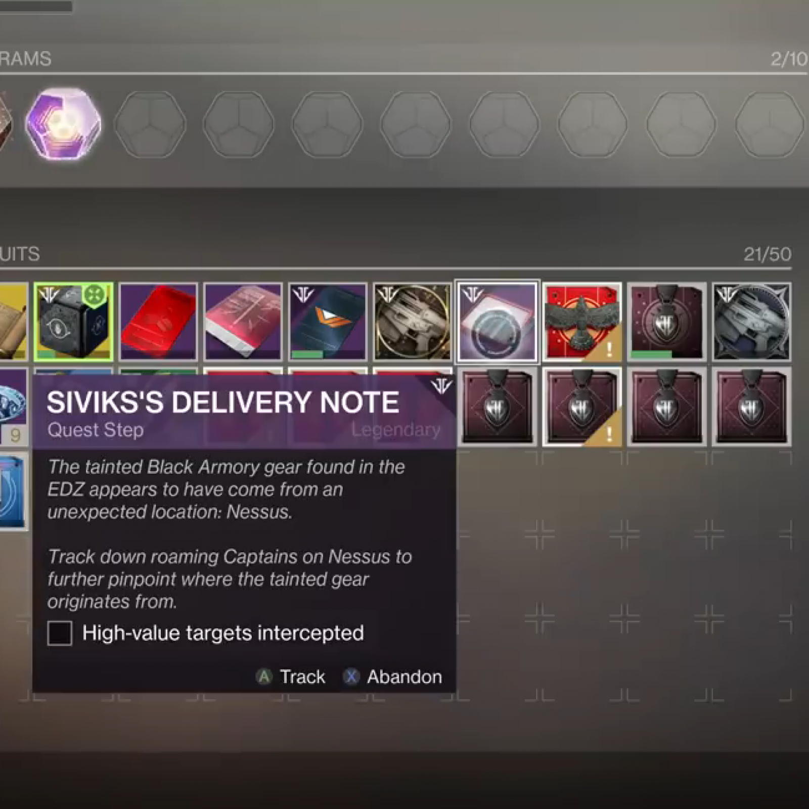 Destiny 2' Gofannon Forge Location Guide - Siviks' Delivery Note & More