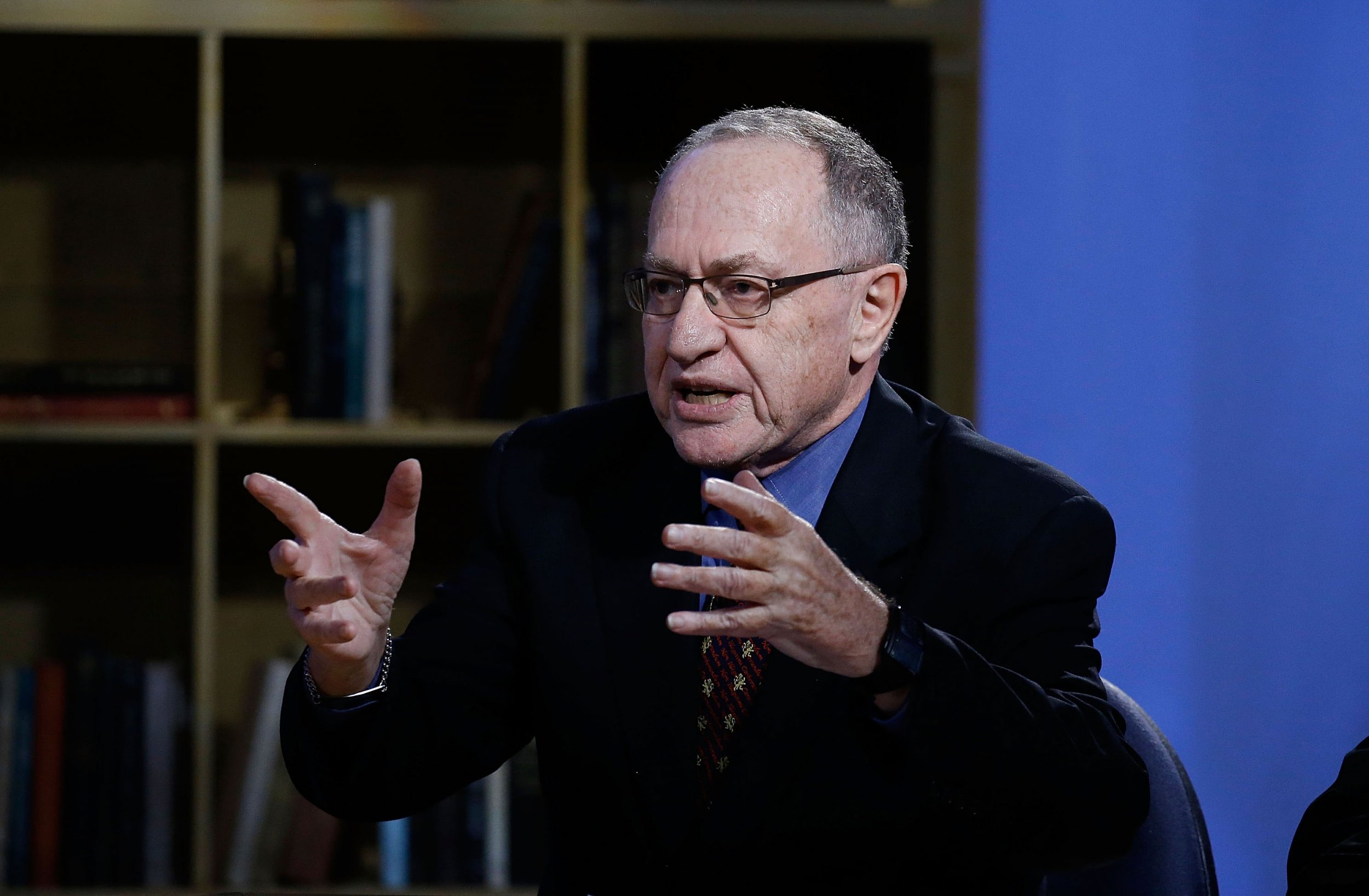 Mueller Purposely Putting Trump in 'Bad Light,' Collusion 'Not a Crime,' Says Alan Dershowitz After Mueller Bombshells