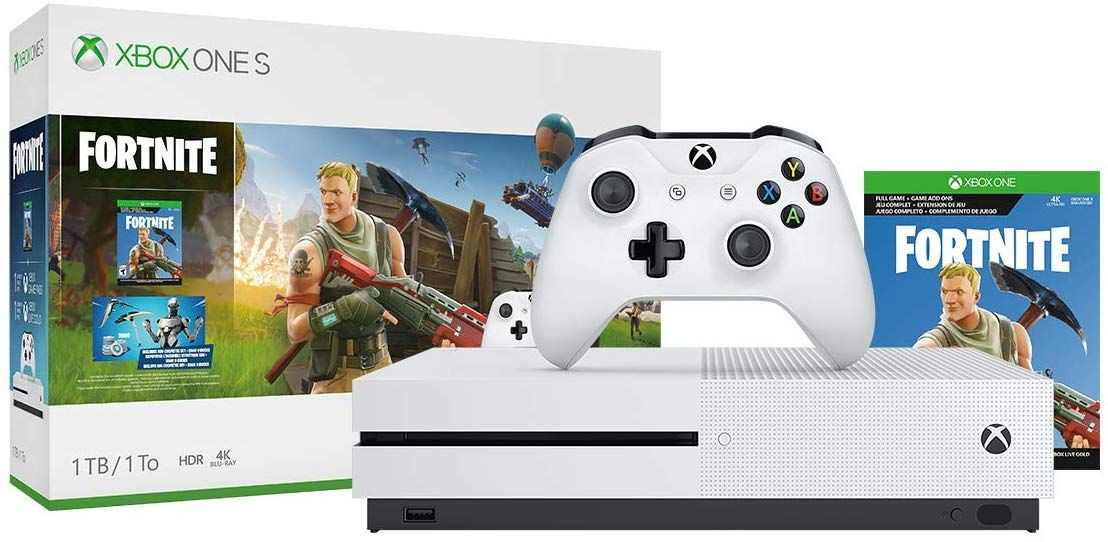 1617a16d38453 This  Fortnite  Xbox bundle is pricey but worth it. Epic  Games Microsoft Amazon