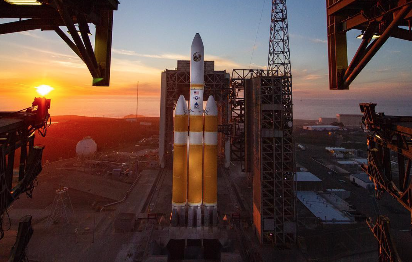 Delta IV Heavy rocket