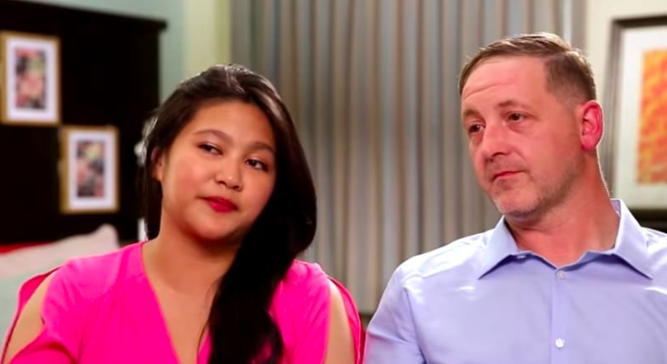 Is '90 Day Fiancé' Star Leida With Eric for the Green Card?