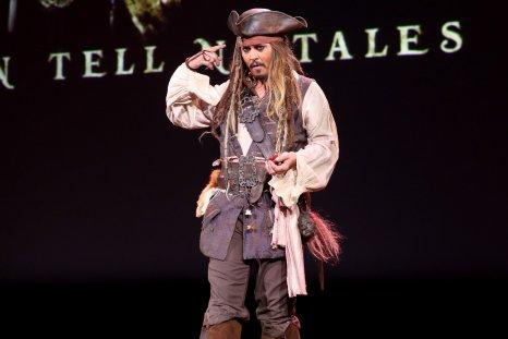 Ghost Pirate, Jack Sparrow, Pirates of the Caribbean, Jack Teague, Amanda Teague,