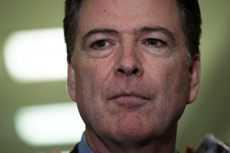 James Comey, Donald Trump, Russia Investigation, FBI, Democrats