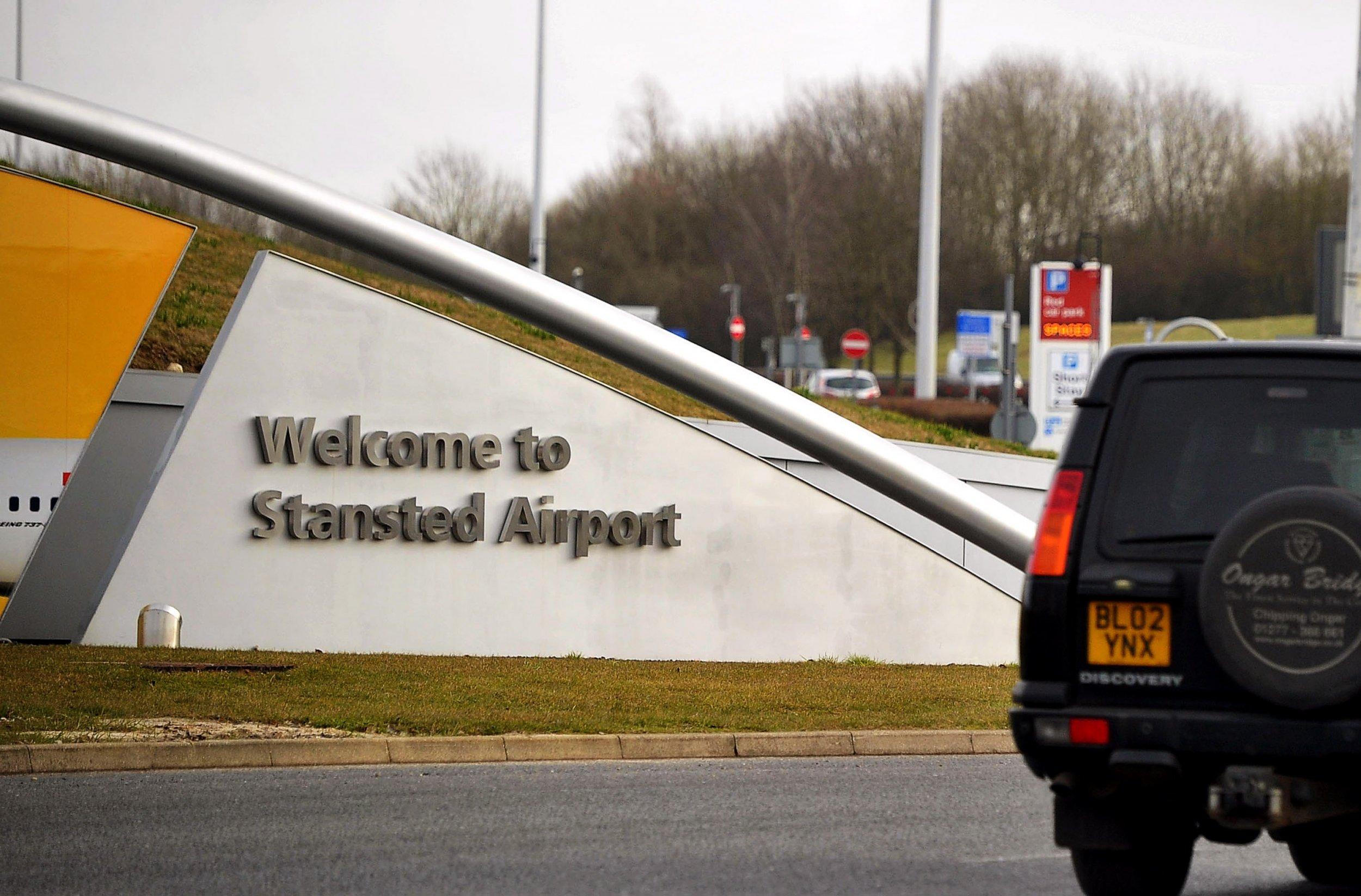 stansted 15, activists deportation flight