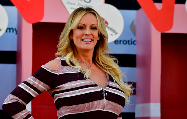 Stormy Daniels Says She Canceled Strip Club Appearance After Owner Called Her Assistant Homophobic Slur: 'When Are Dipshits Gonna Learn?'