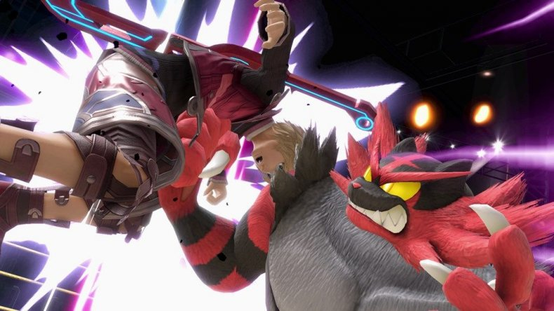 incineroar gut checks shulk super smash bros ultimate