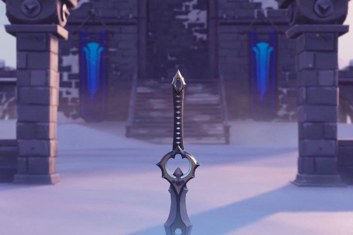 battle royale sword