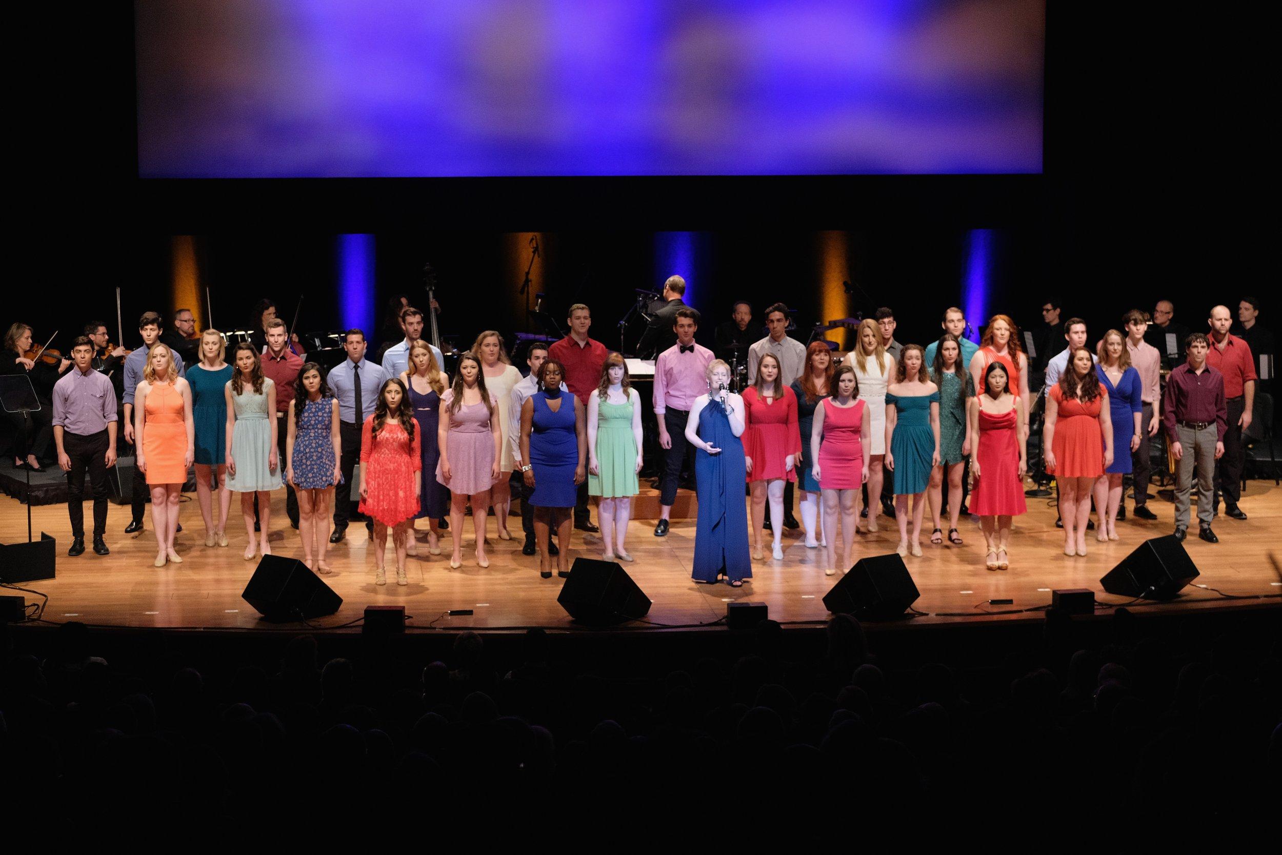 choir afro ban