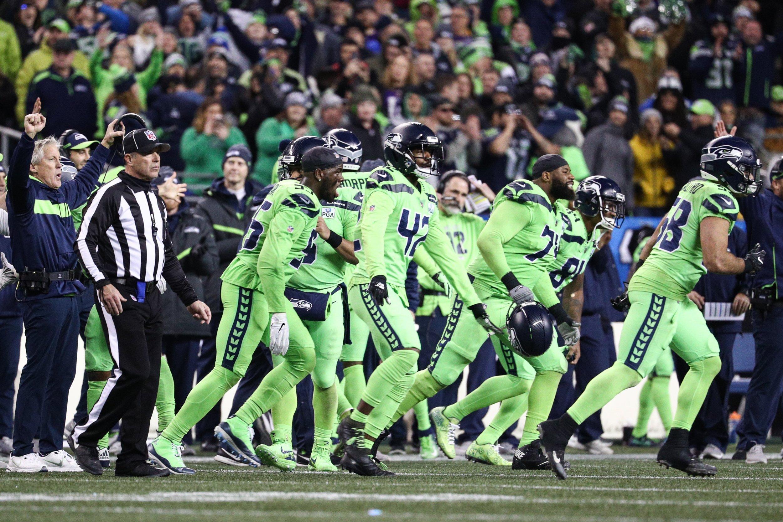 Seattle Seahawks MNF