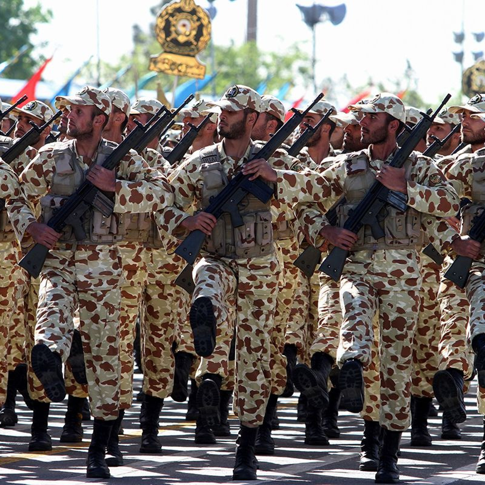 Saudi Arabia Vs Iran: Which Country Has the Strongest Military Force?