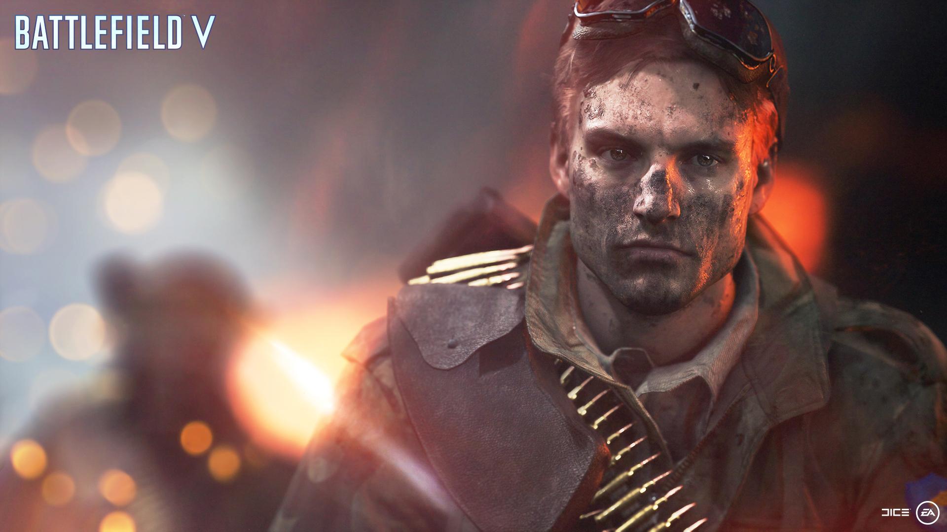 Battlefield 5 update 105 character