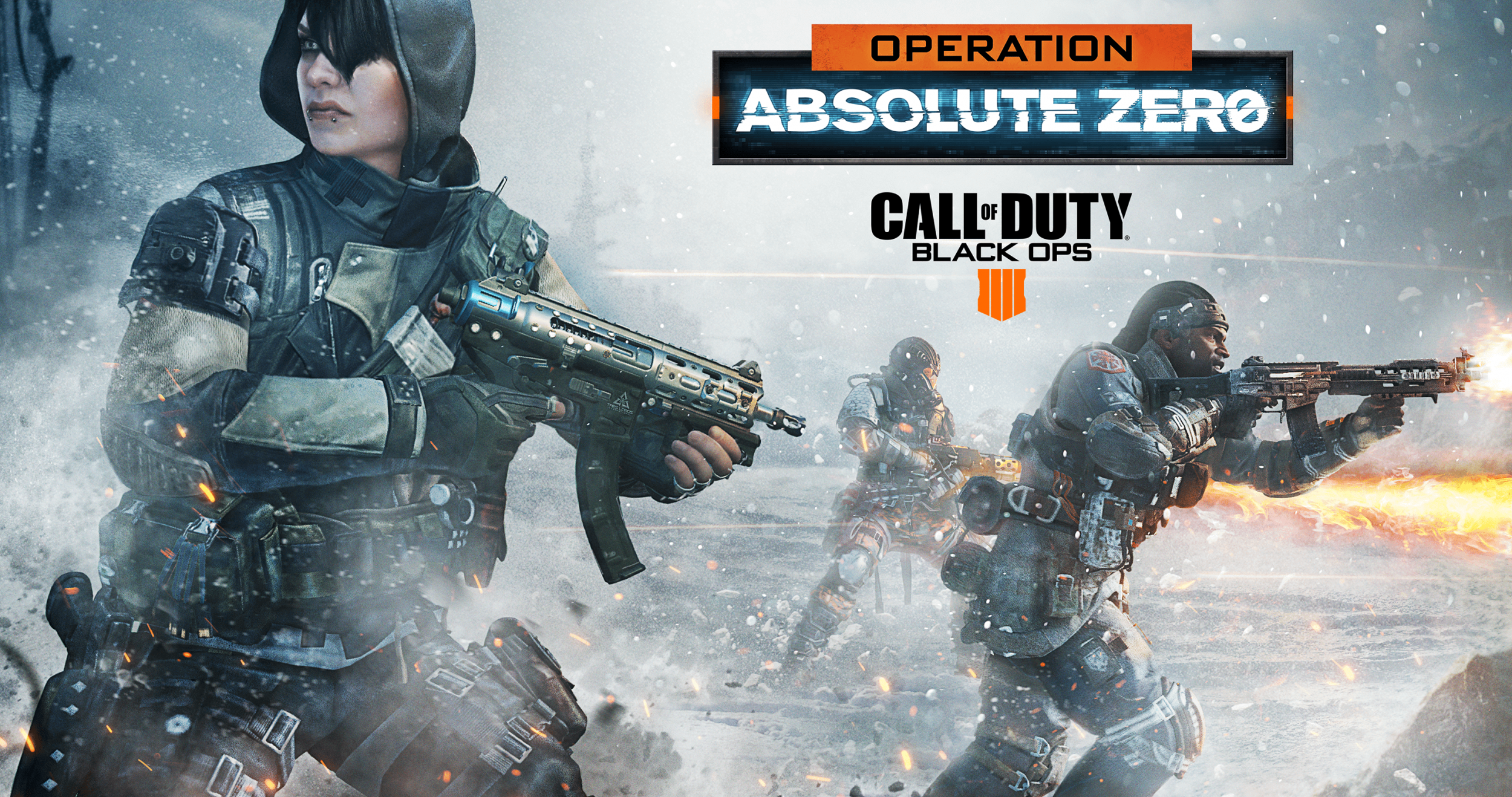 Call of Duty: Black Ops 4' Update 1 09 Adds Absolute Zero Event