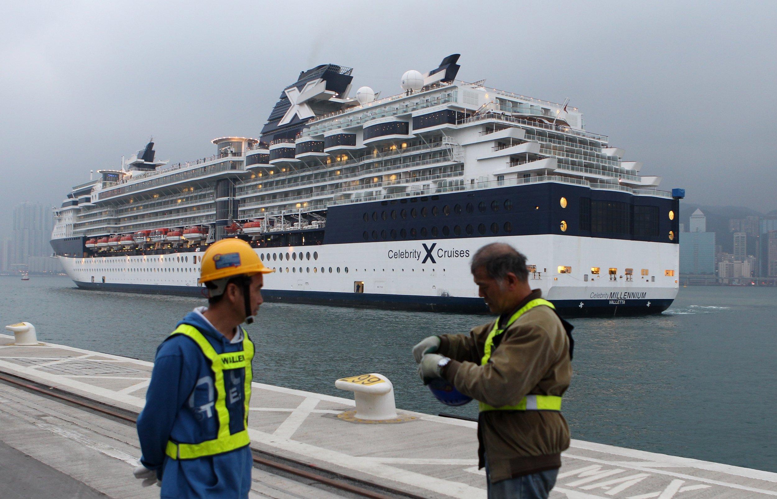Celebrity Millennium, cruise ship