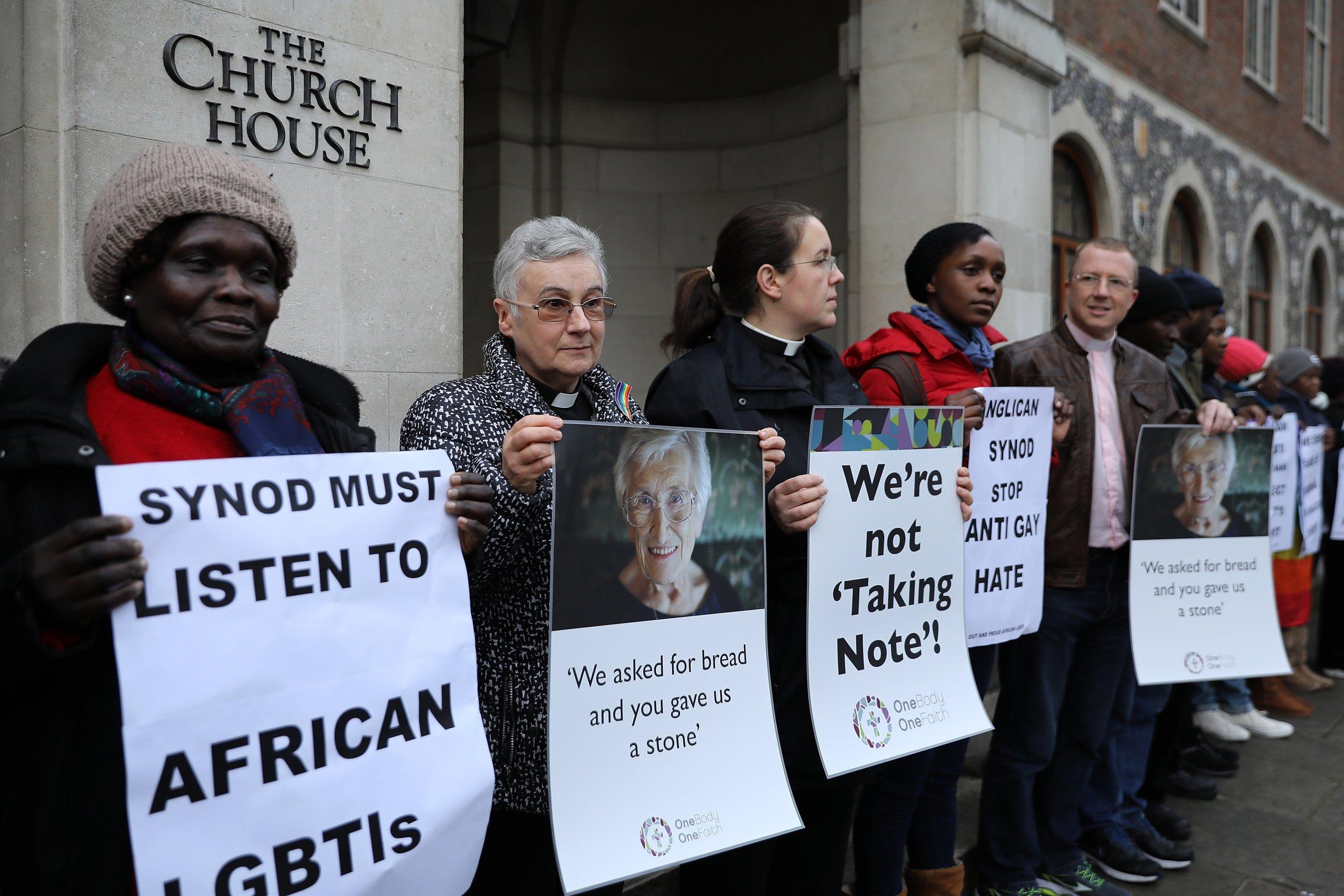transgender church