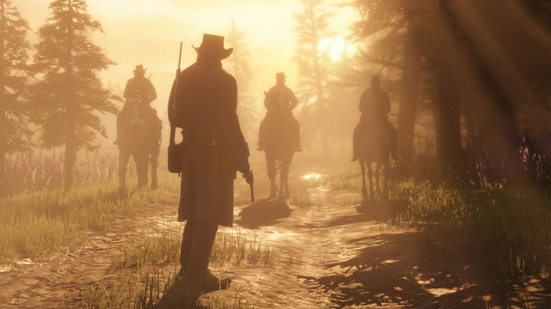 Red Dead Redemption 2 104 patch notes