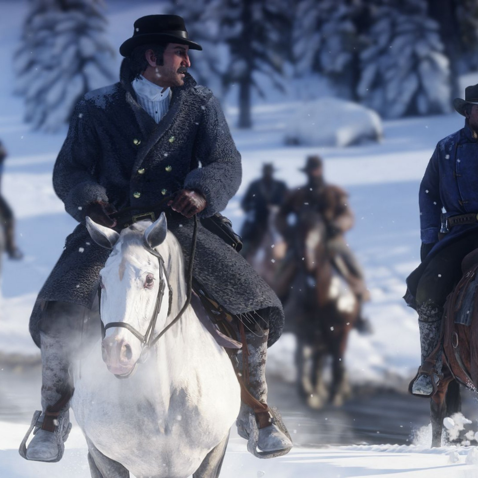 Red Dead Redemption 2' Update 1 04 Fixes Bugs with Online