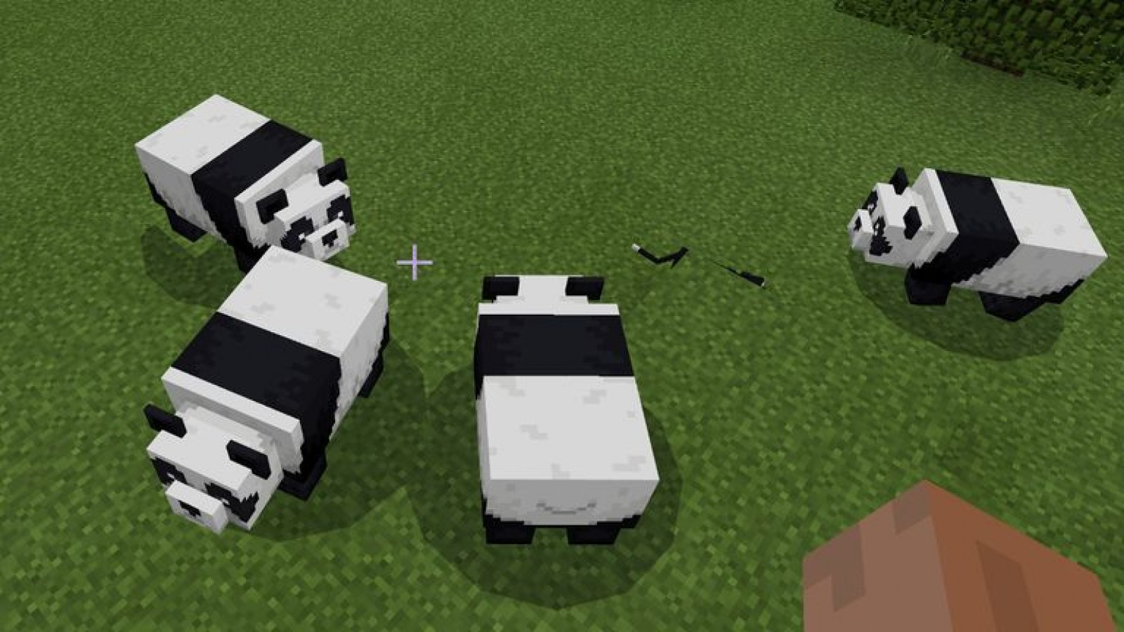 Minecraft' 1 8 Patch Notes: New Achievements, Revamped Cats and Pandas