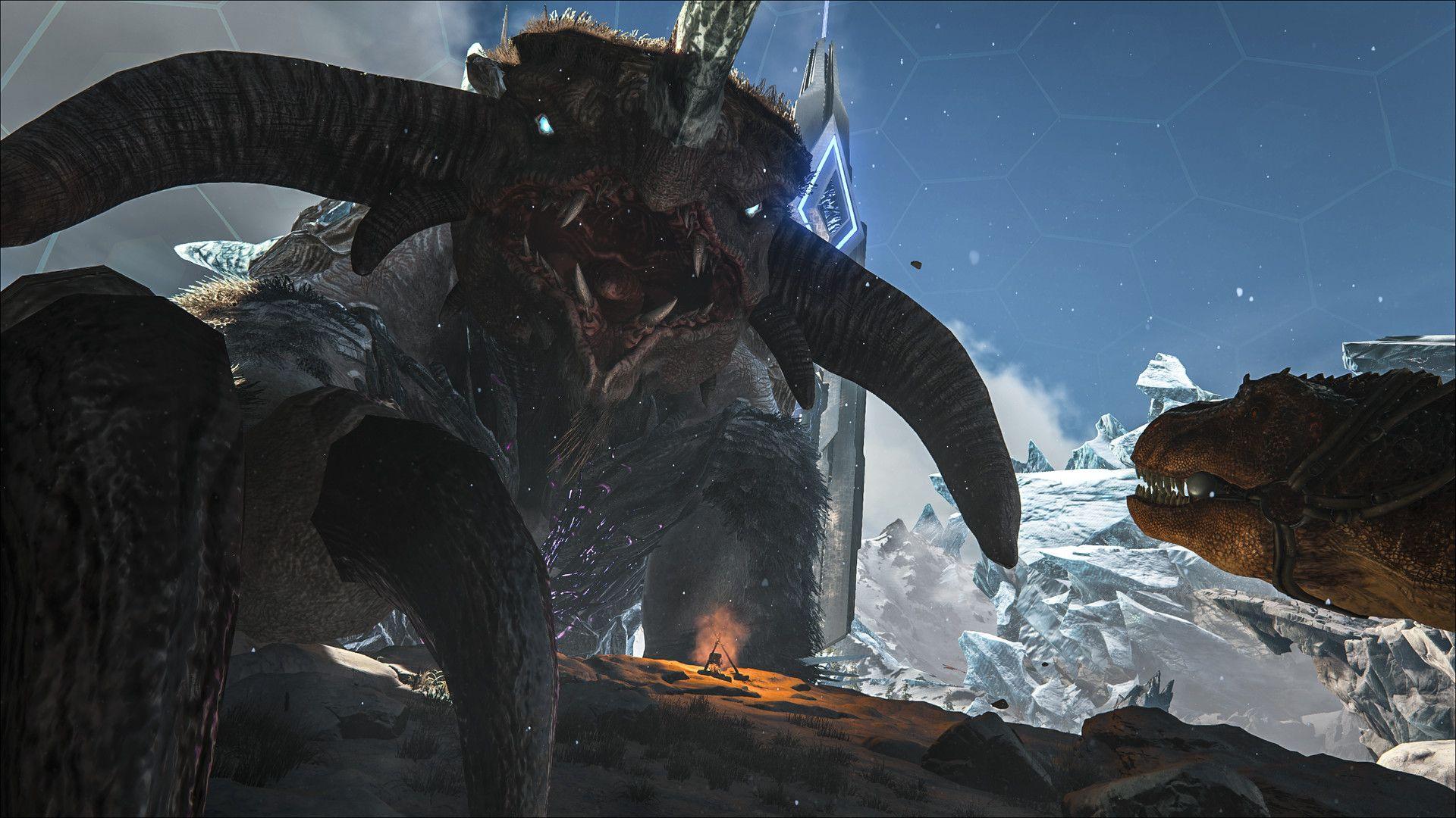 ARK' Update 1 83 Balances Dinos in Extinction on PS4 & Xbox