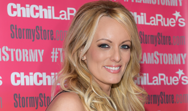 Strip Club Owner Threatens to Sue Stormy Daniels For Lying About Homophobic Slur