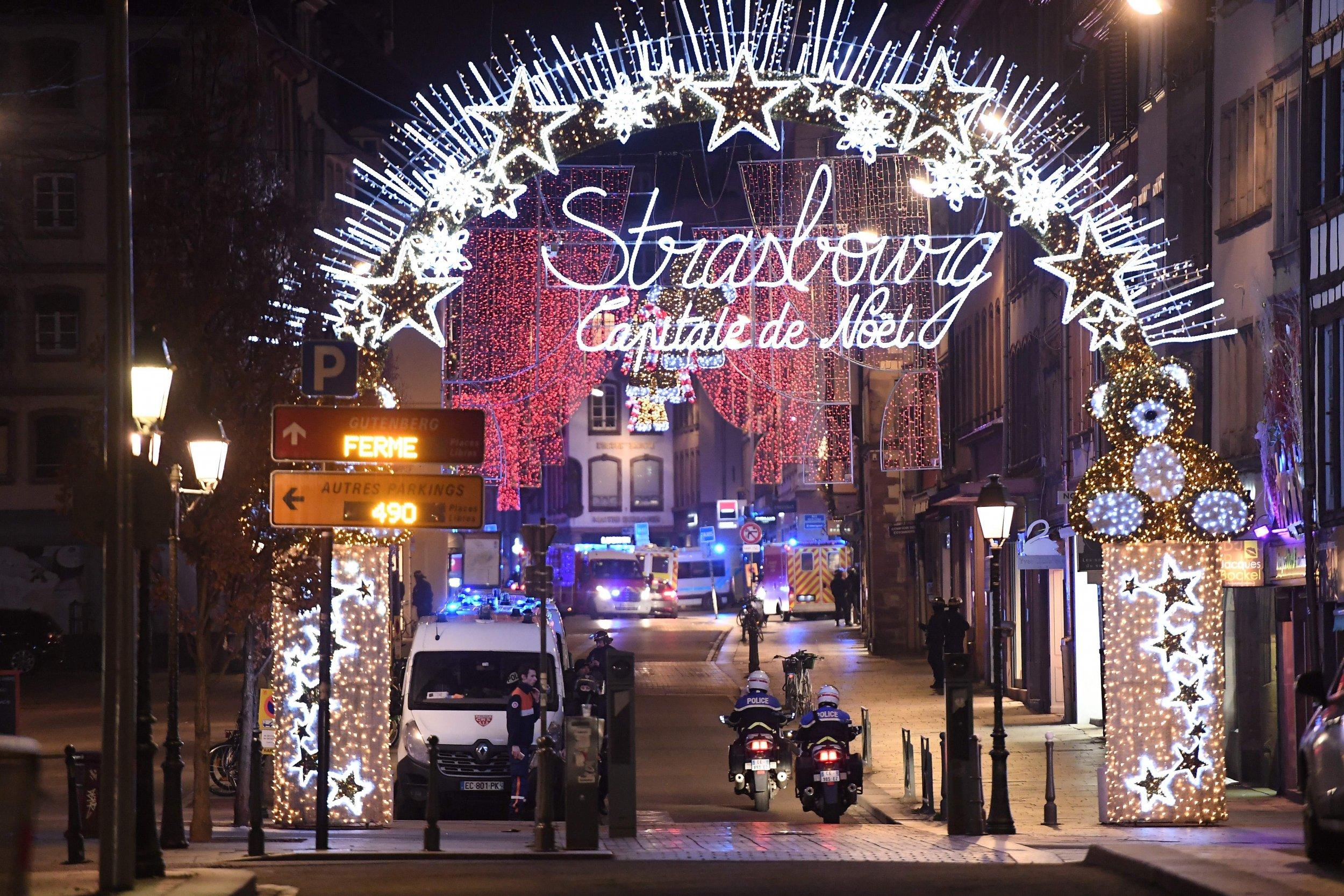 strasbourg christmas market shooting