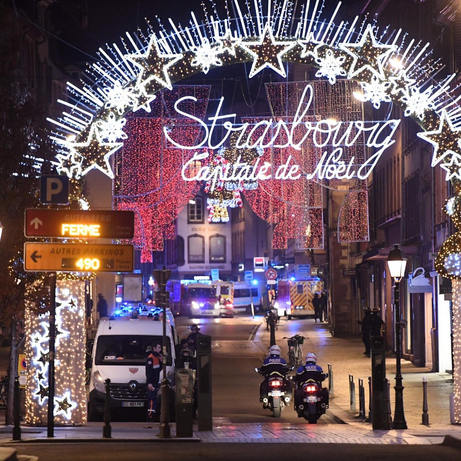 Strasbourg Christmas Market Shooting.Strasbourg Shooting Everything We Know After Gunman Opens