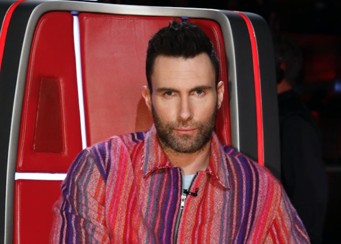 Adam Levine on DeAndre Nico