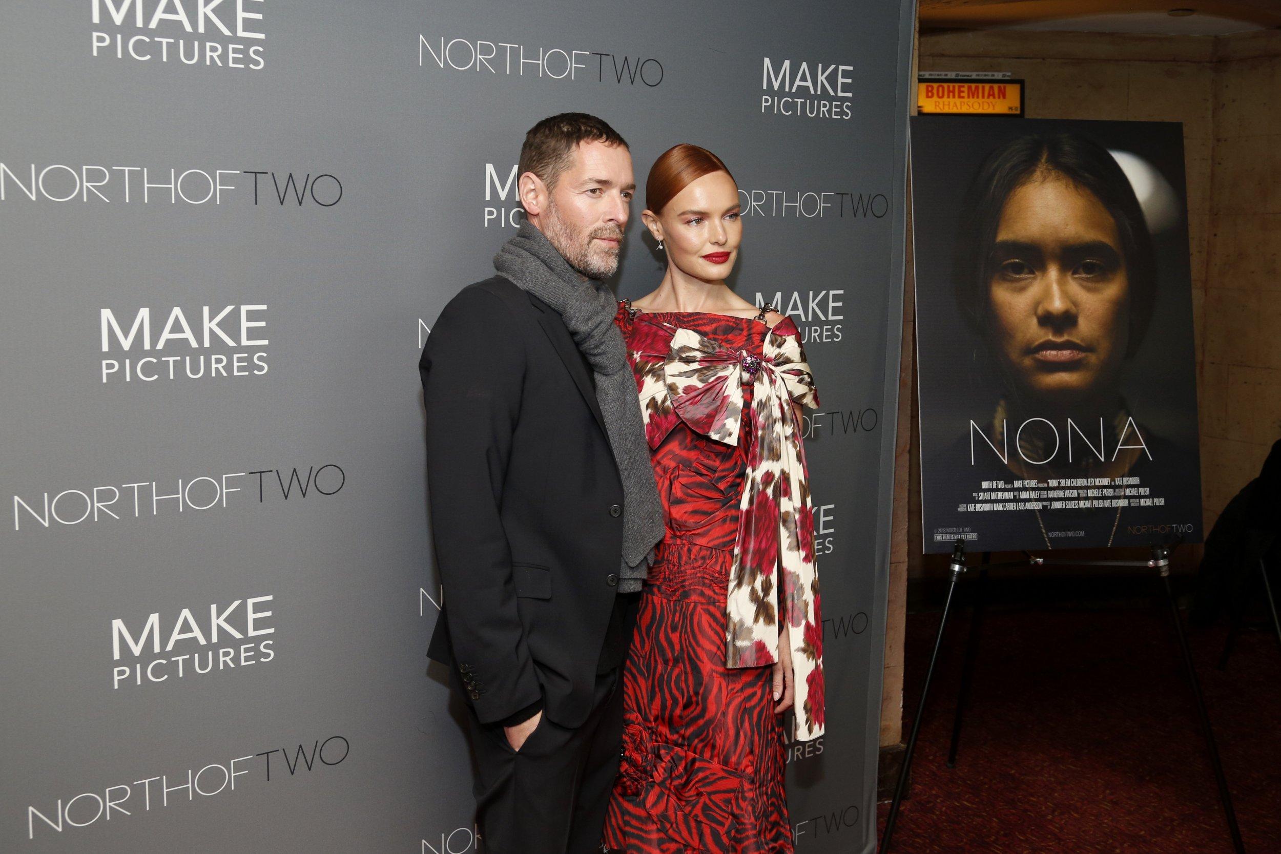 Kate Bosworth and Michael Polish 'Nona'