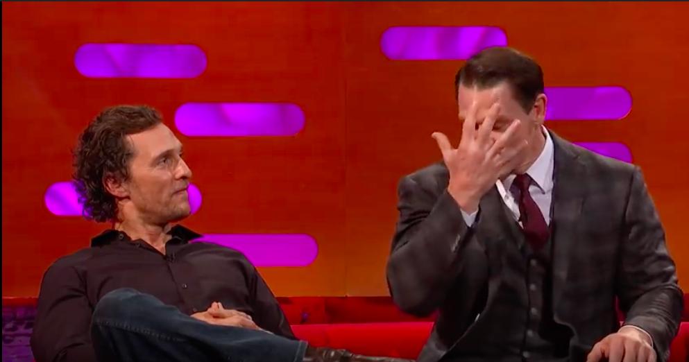 John Cena Matthew McConaughey