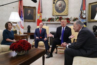 Trump Oval Office meeting