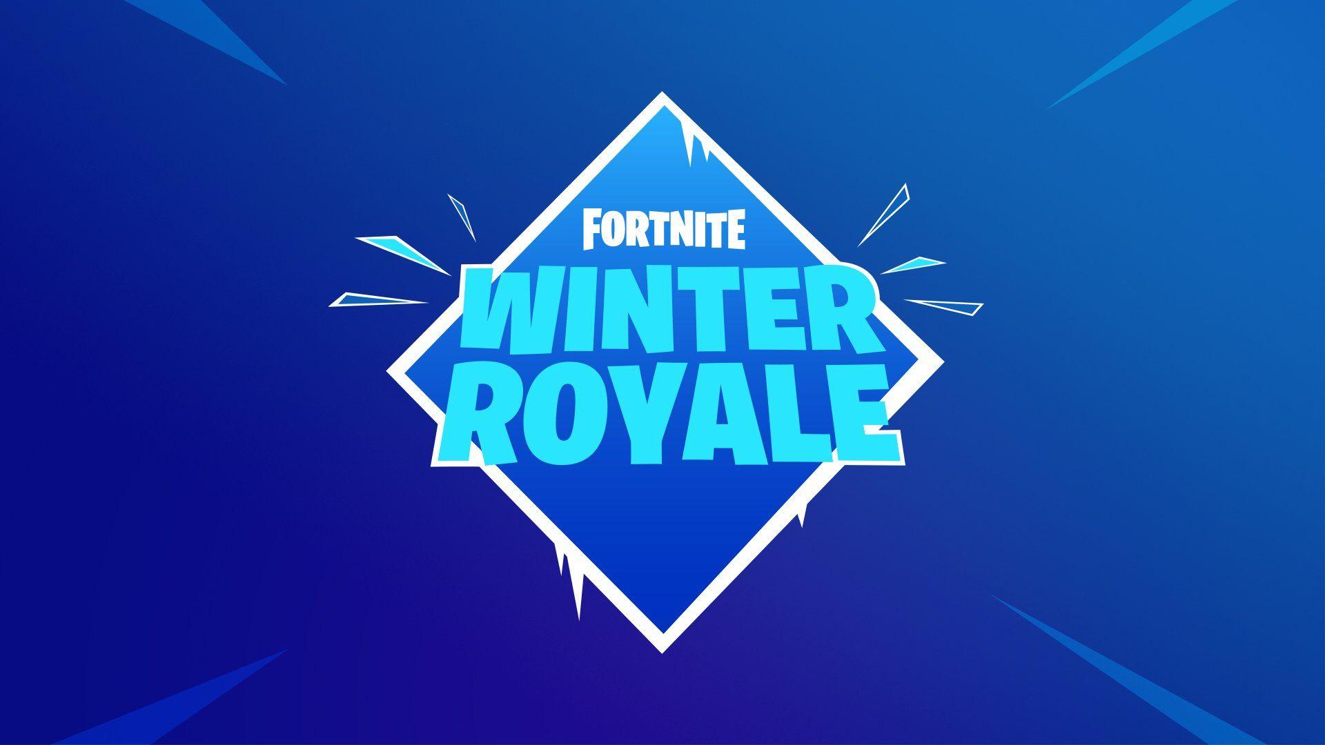 Fortnite Winter Royale logo