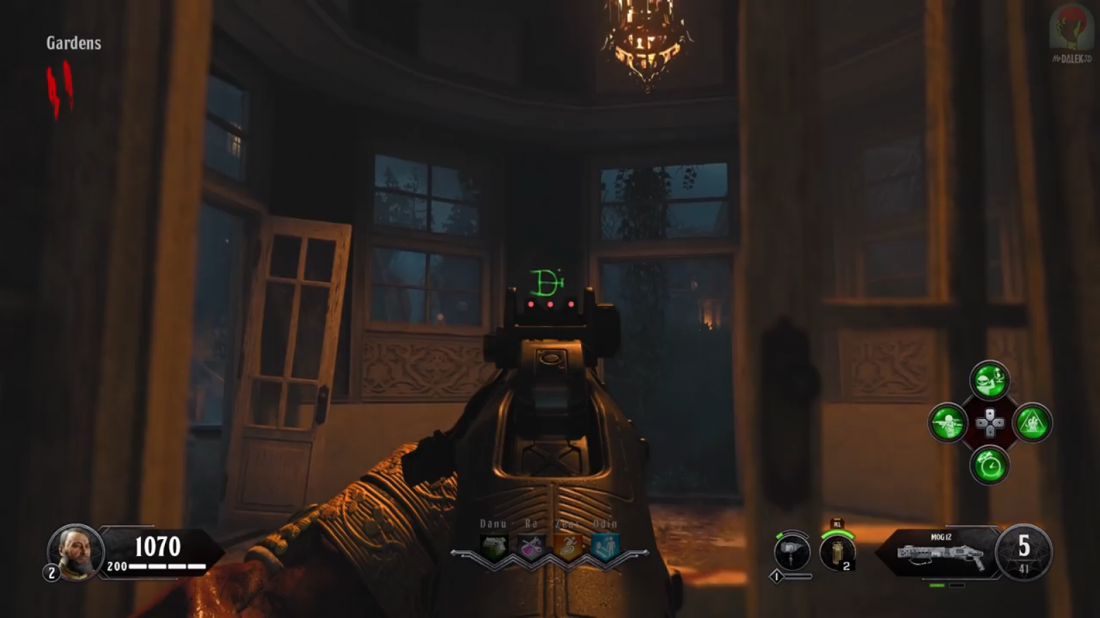 Call of Duty: Black Ops 4' Dead of the Night Pack-a-Punch